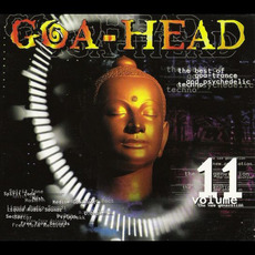 Goa-Head, Volume 11 mp3 Compilation by Various Artists