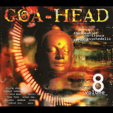 Goa-Head, Volume 8 mp3 Compilation by Various Artists