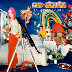 Return of Saturn mp3 Album by No Doubt
