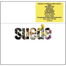 The Album Collection mp3 Artist Compilation by Suede