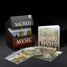 Sacred Music: Cornerstone Works of Sacred Music by Various Artists