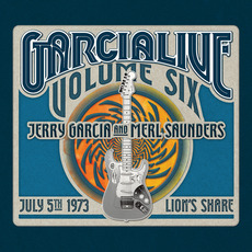 GarciaLive, Volume Six by Jerry Garcia And Merl Saunders