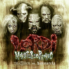 Monstereophonic (Theaterror vs. Demonarchy) mp3 Album by Lordi