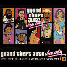 Grand Theft Auto: Vice City, Official Soundtrack Box Set mp3 Compilation by Various Artists