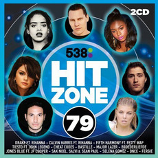 Radio 538 Hitzone 79 mp3 Compilation by Various Artists
