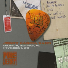 Pure Jerry: Hampton Coliseum, Hampton, VA, November 9, 1991 (Pure Jerry #7) by Jerry Garcia Band