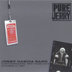 Pure Jerry: Lunt-Fontanne, New York City, October 31, 1987 (Pure Jerry #2) mp3 Live by Jerry Garcia Band