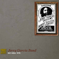 Pure Jerry: Bay Area 1978 (Pure Jerry #9) mp3 Live by Jerry Garcia Band