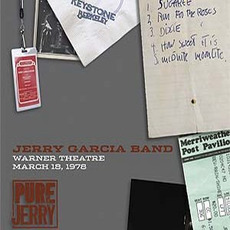 Pure Jerry: Warner Theatre, March 18, 1978 (Pure Jerry #6) mp3 Live by Jerry Garcia Band
