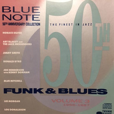 Blue Note 50th Anniversary Collection, Volume 3: 1956-1967 Funk and Blues mp3 Compilation by Various Artists