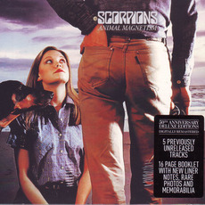 Animal Magnetism (50th Anniversary Deluxe Edition) mp3 Album by Scorpions