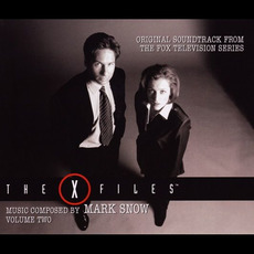 The X Files, Volume Two (Limited Edition) mp3 Soundtrack by Mark Snow