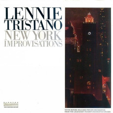 New York Improvisations mp3 Album by Lennie Tristano
