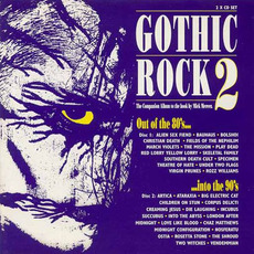 Gothic Rock 2: 80's Into 90's mp3 Compilation by Various Artists