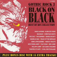 Gothic Rock 3: Black on Black mp3 Compilation by Various Artists