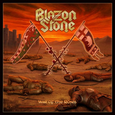 War Of The Roses mp3 Album by Blazon Stone
