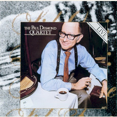 Live (Remastered) by The Paul Desmond Quartet