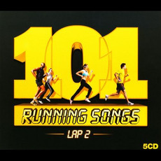101 Running Songs: Lap 2 mp3 Compilation by Various Artists
