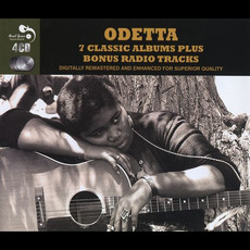 7 Classic Album Plus Bonus Radio Tracks mp3 Artist Compilation by Odetta