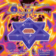 Israel's Psychedelic Trance, Volume 2 by Various Artists