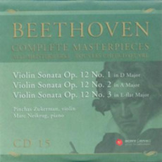 Complete Masterpieces, CD15 mp3 Artist Compilation by Ludwig Van Beethoven