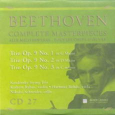 Complete Masterpieces, CD27 mp3 Artist Compilation by Ludwig Van Beethoven