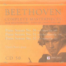 Complete Masterpieces, CD50 mp3 Artist Compilation by Ludwig Van Beethoven