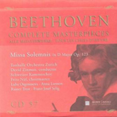 Complete Masterpieces, CD57 mp3 Artist Compilation by Ludwig Van Beethoven