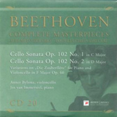 Complete Masterpieces, CD20 mp3 Artist Compilation by Ludwig Van Beethoven