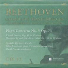 Complete Masterpieces, CD12 mp3 Artist Compilation by Ludwig Van Beethoven