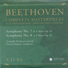 Complete Masterpieces, CD4 mp3 Artist Compilation by Ludwig Van Beethoven