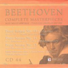 Complete Masterpieces, CD44 mp3 Artist Compilation by Ludwig Van Beethoven