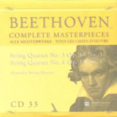 Complete Masterpieces, CD33 mp3 Artist Compilation by Ludwig Van Beethoven