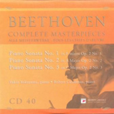 Complete Masterpieces, CD40 mp3 Artist Compilation by Ludwig Van Beethoven