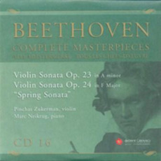 Complete Masterpieces, CD16 mp3 Artist Compilation by Ludwig Van Beethoven