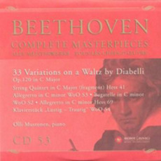 Complete Masterpieces, CD53 mp3 Artist Compilation by Ludwig Van Beethoven
