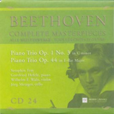 Complete Masterpieces, CD24 mp3 Artist Compilation by Ludwig Van Beethoven