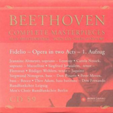 Complete Masterpieces, CD59 mp3 Artist Compilation by Ludwig Van Beethoven