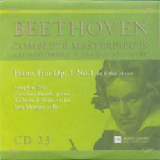 Complete Masterpieces, CD23 mp3 Artist Compilation by Ludwig Van Beethoven