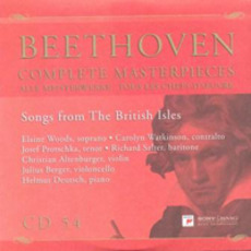 Complete Masterpieces, CD54 mp3 Artist Compilation by Ludwig Van Beethoven