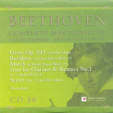 Complete Masterpieces, CD30 mp3 Artist Compilation by Ludwig Van Beethoven