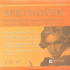Complete Masterpieces, CD47 mp3 Artist Compilation by Ludwig Van Beethoven