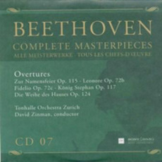 Complete Masterpieces, CD7 mp3 Artist Compilation by Ludwig Van Beethoven