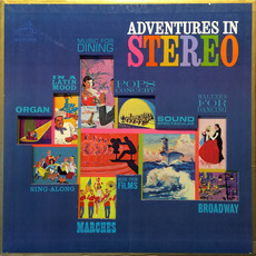 Adventures in Stereo mp3 Compilation by Various Artists