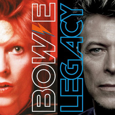 Legacy mp3 Artist Compilation by David Bowie