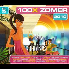100x Zomer 2010 by Various Artists