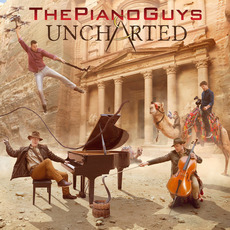Uncharted mp3 Album by The Piano Guys