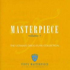 Masterpiece, Volume 7: The Ultimate Disco Funk Collection mp3 Compilation by Various Artists