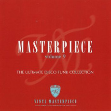 Masterpiece, Volume 9: The Ultimate Disco Funk Collection mp3 Compilation by Various Artists