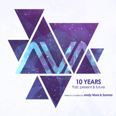AVA 10 Years: Past Present & Future by Various Artists